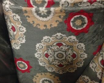 Shannon fabrics mirage cuddle minky