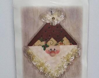 Santa Peppermint Cheesecake Kit Christmas tree Ornament Christmas Patterns Christmas Supplies Sewing Supplies