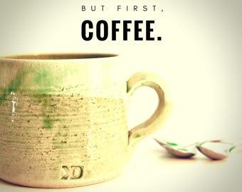 Coffee mugs Dašaspottery