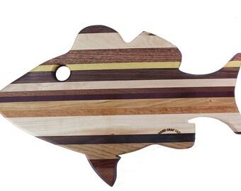 Fish styled cutting board