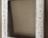 Shabby chic frame for Angie.
