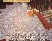 Magic Crochet Magazine June 1995 Backcopy  Crochet Patterns