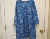 Girls Handmade Long Sleeve Knit Dress