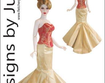PDF Opera Pattern for1/3 Iplehouse EID BJD Dolls