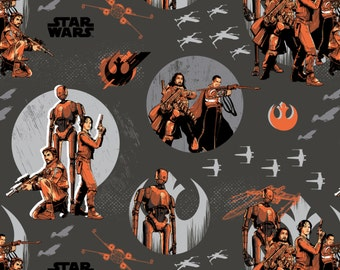 Star Wars- Rebels in Carbon-  your choice of cut