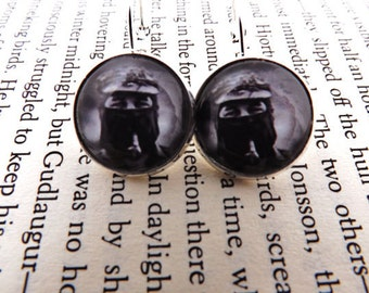 Mexico's Zapatista Lever Back Earrings