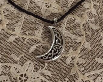 The Celtic Moon Celestial Amulet
