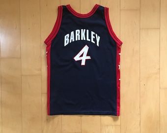 Vintage Charles Barkley USA Team Jersey by Champion