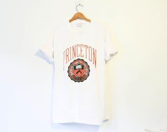 Vintage Princeton University Ivy League T Shirt