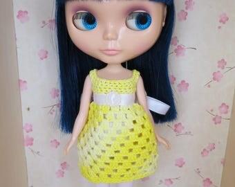A-Line Crochet Blythe Dress
