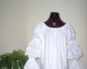HOLIDAY SALE Renaissance Pirate Chemise Available In Other Colors