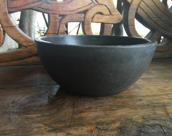 Concrete Kitchen Bowl - French Country