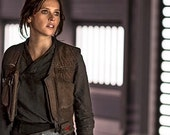 Jyn Cosplay Pieces! Jyn Top - Jyn Vest - Jyn Jackete - Jyn Scarf - Jyn Pants - Rogue One Costume - Custom Made - Star Wars - Perfect!