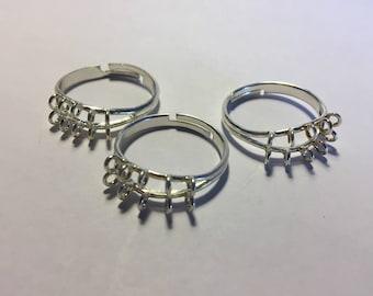 Loop Ring Blanks