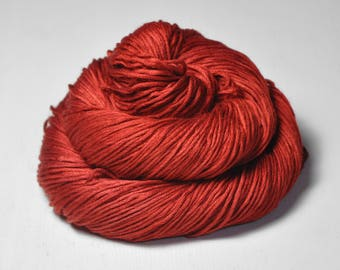 Fury - Silk/Cashmere Fingering Yarn