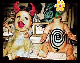Devil Baby 8x10 Photo