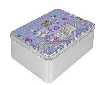 Bat Mitzvah keepsake, Jewish box, Mazel Tov, personalised Jewish Gift, Jewish Gift, Jewish keepsake, Bat Mitzvah girl, Bat Mitzvah party