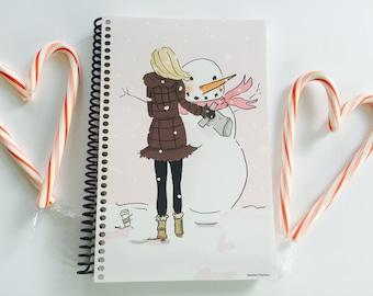 Gratitude Journal -  Friendship Journal -Gift Ideas - Notebooks - Gifts for Women Teachers -