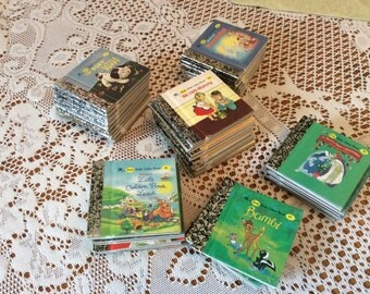 Little Little Golden Books - 5.00 each