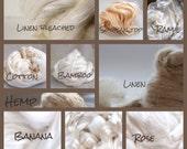 FLORA - Mixed Bag - Plant Fibers Vegan friendly