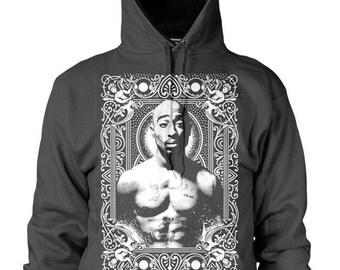 Tupac tribute Hoodie
