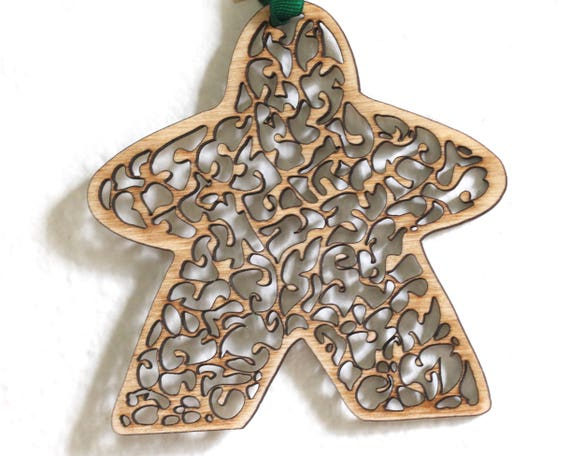 Board Game Christmas Ornaments Every Gamer Wants!