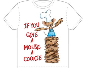 if you give a mouse a cookie craft if you give a mouse a cookie etsy 8213