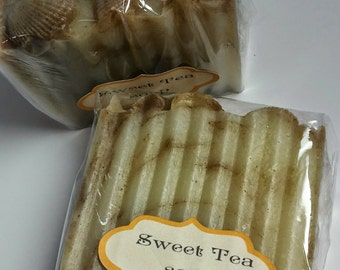 Sweet Tea handmade soap