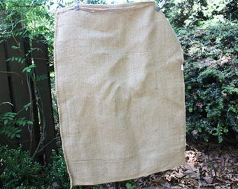 Burlap Coffee Bag, , Plain without printing, Heavy Weight Jute Woven Coffee bag,