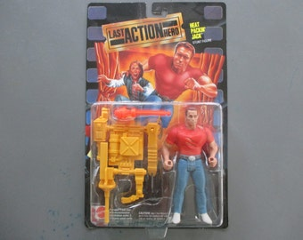 Last Action Hero action figure - 1993