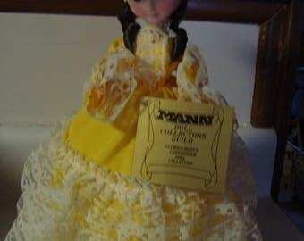 Seymour Mann Connoisser musical doll