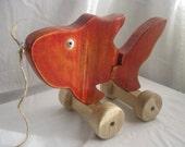 Goldfish Pull Toy