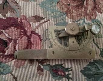 Vintage Stanley London Antique Level Tool 1940s