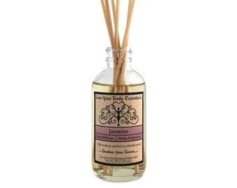 Jasmine diffuser, air freshner, home fragrance, jasmine reed diffuser, diffuser refill, home fragrance, fragrance oil, room fragrance