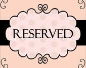 Reserved Listing for Adell