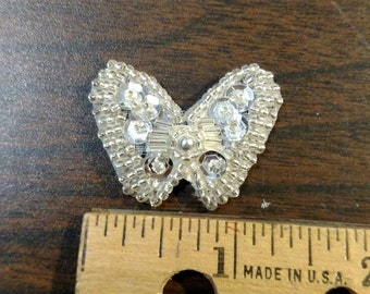 "1-1/2"" Butterfly Applique"