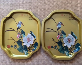 Oriental Trays made in Hong Kong
