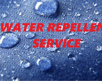 WATER REPELLENT SERVICE