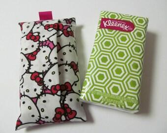 Tissue Case/Hello Kitty