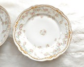 2 Antique Porcelain Dinne...
