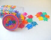 Vintage Busy Beetles Puzzle Game Tessellation Toy Children Play Kids Parenting Education Teacher Insects Rare