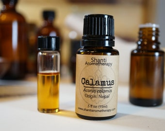 Calamus Essential Oil -  Pure Essential Oil