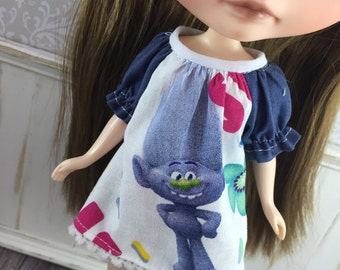 Blythe Smock Dress - Trolls