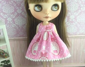 Blythe Dress - Miffy