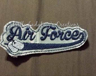 Air Force Headband Slider