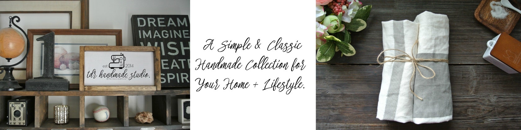 Handmade From Rustic To Modern Everything By