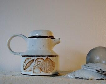 Midwinter Stonehenge Seashell Creamer