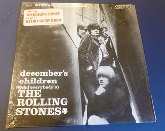 The Rolling Stones december children Vinyl Record PS 451 Stereo