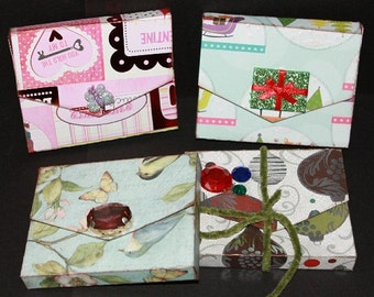 Perfect Gift Card Favor Box