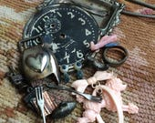 Vintage Findings From The Spartan Charms Junk And Treasures